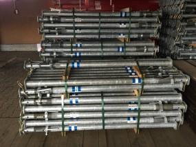 Deckenstütze SP20-350 verz. max. Auszug: 2000 - 3500 mm; DIN EN 1065