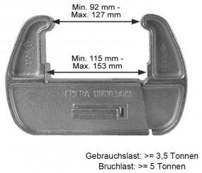 Universal Schalschloss (DOKA, MEVA, NOE, RINGER)