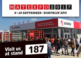 MESSE   MATEXPO 2017   6.-10. September 2017