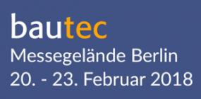 bautec | 20.-23.02.2018 | Berlin