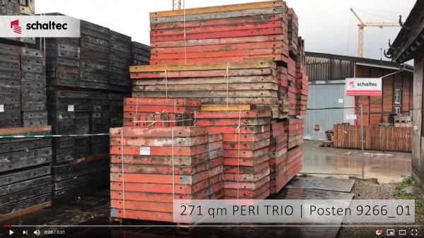 Posten 9266_01 | 271 qm PERI TRIO