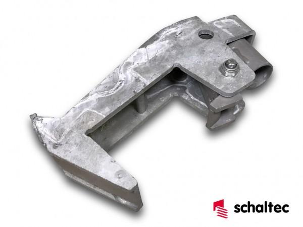 schaltec Triton FS-Geländerpfostenhalter rund