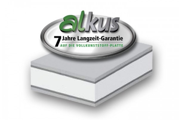 Logo Ersatzplatte Schalhaut vollkunststoff Alkus