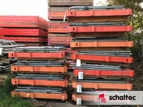 PERI Betonierplattform komplett Gebrauchtschalung | Standard-Qualität