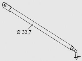 Hünnebeck-Harsco ID15 Schrägdiagonale gebraucht
