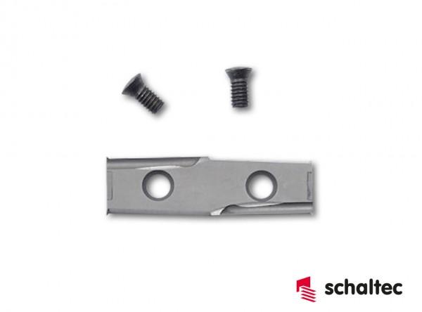 Hauptschneider Langlochfräser Bohrer für 40 mm 1 Stück/Bohrer erforderlich