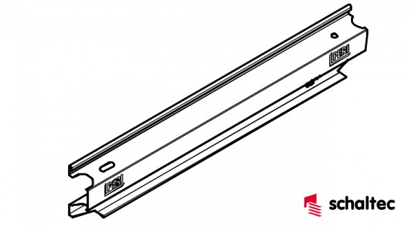 PERI UP Bordblech Stahl UPY 72 | gebraucht