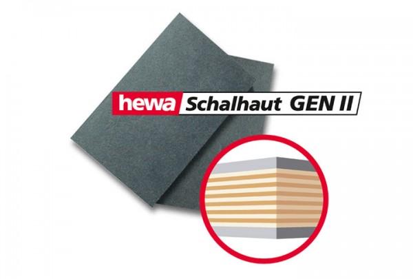 Logo Ersatzplatte Schalhaut kunststoffbeschichtet