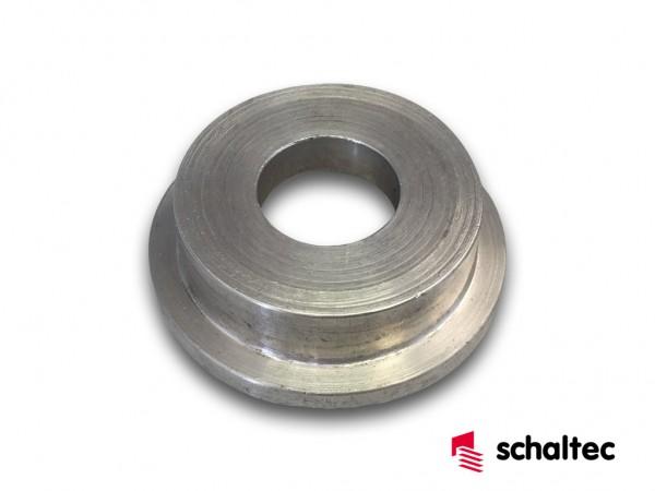 Kantenschutz rund Hägele Alu 15 mm Platte